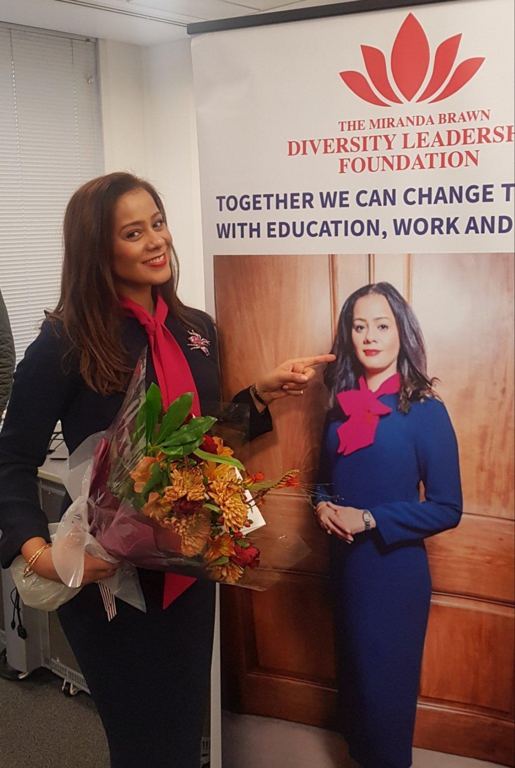 Miranda at Lecture 2019